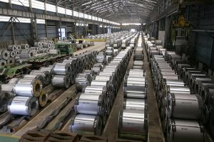 China shakes the global steel market and continues to dominate